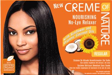 Creme of Nature No-Lye Relaxer Regular