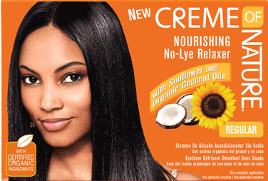 Creme of Nature No-Lye Relaxer Regular